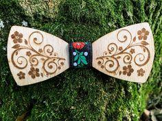 Drevený motýlik - Kvet – waidzeit.sk Band, Accessories, Fashion, Moda, Sash, Fashion Styles, Fashion Illustrations, Bands, Jewelry Accessories