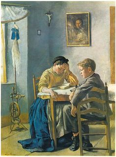 by Hans Thoma 1863