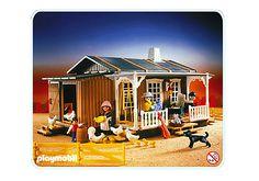 Western Farm - PM Germany PLAYMOBIL ® Germany