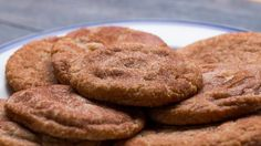 The Best Soft & Chewy Snickerdoodle Cookies - YouTube
