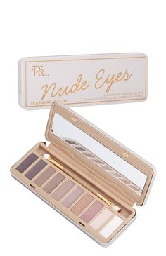 Nude Eyes Eyeshadow Tin