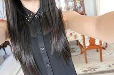 Black vest <3