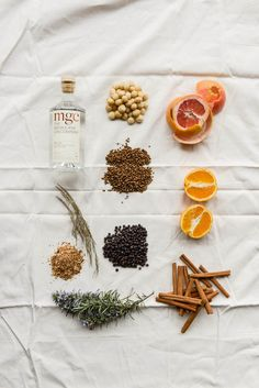 gin ingredients - Google Search