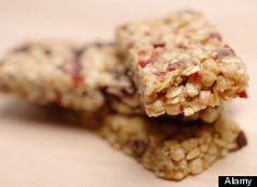 Cereal Bar Nutrition