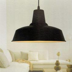 Hängelampe Fabriklampe Deckenlampe Industrielampe Retro Vintage Metall Loft in Möbel & Wohnen, Beleuchtung, Lampen | eBay