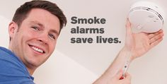 Statistics on home fires and injury along with more fire prevention tips.