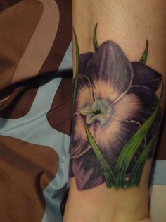 Larkspur-july flower..I wonder how well this would work for a cover up :)