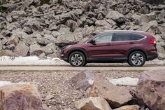 When the road calls your name, hop in your CR-V. Not only is it sporty, but it's versatile and ready for adventure at any given moment.