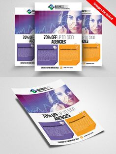 New Business Flyer Template. Flyer Templates
