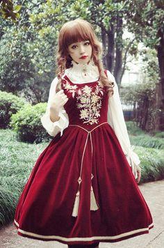 夢のロリータ lolita dress