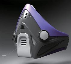 air mask respatory design concepts - Google Search