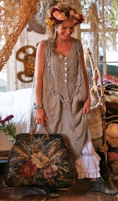 """{front w/pintuck detail} """"580"""" Gallery Photo Magnolia Pearl February 2012 Clothing"""