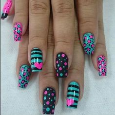 Gel Nail Designs You Should Try Out – Your Beautiful Nails Fabulous Nails, Gorgeous Nails, Love Nails, How To Do Nails, Diy Nails, Manicure, Shellac Pedicure, Nail Polishes, Toe Nail Designs