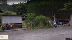 Crazy images caught on Google Street View - CNET - Page 18 Unbelievable Pictures, Unbelievable Facts, Loch Ness Scotland, Surprise Pictures, Terrifying Halloween, Bear Fishing, At At Walker, San Diego Beach