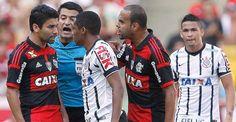 Portal Esporte São José do Sabugi: Com show de horrores da arbitragem, Flamengo bate ...