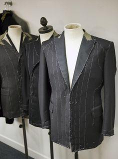 Gieves & Hawkes bespoke suit