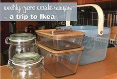 Zero waste swaps from Ikea! #zerowaste #plasticfree