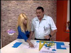 197 - Bienvenidas TV - Programa del 25 de Marzo de 2013 Hermenegildo Zampar explica Vestido para Beba.
