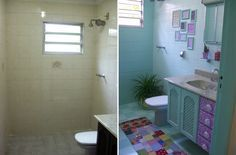 Tinta epóxi para azulejos: como renovar a cozinha ou o banheiro de um jeito simples e econômico - Casinha Arrumada