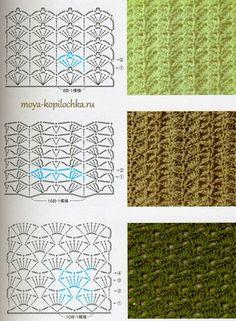 Delicadezas en crochet Gabriela: Nueva colección : Crochet Patterns