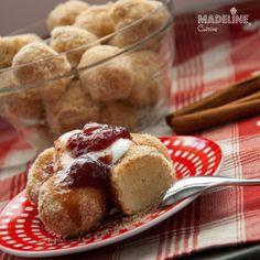 Papanasi fierti / Boiled cheese dumplings - Madeline's Cuisine