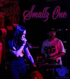 Smallz One (LSP) LIVE M.T.W. Tour @ Kamikaze's Ogden, UT 06/14/2016. Photography/Art by Tank Berrett Arts. LSP logo by LSP.