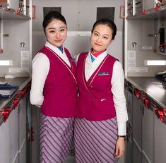【China】 China Southern Airlines cabin crew / 中国南方航空 客室乗務員 【中国】 China Southern Airlines, Airline Cabin Crew, Airline Uniforms, China China, Flight Attendant