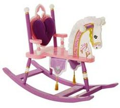 Princess Rocking Horse by Levels of Discovery