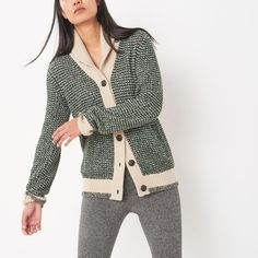 Roots Cabin Cardigan   Roots
