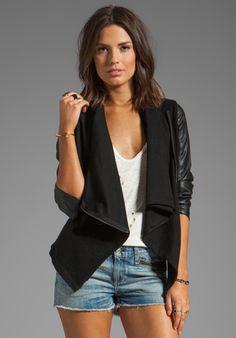 CLICK & BUY: $92 BLANKNYC BLANKNYC Jacket in Black