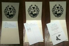 Literary wedding invitations for the bookworms and the academics in love | Offbeat Bride