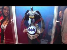 This Wall Mounted Batman Statue Makes Posters Obsolete [Video]