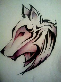 unique Tattoo Trends - Wolf tattoo ♥ Effective images that we have about music t . - unique tattoo trends – wolf tattoo ♥ effective images that we offer via music tattoo A quality - Wolf Tattoos, Tribal Wolf Tattoo, Body Art Tattoos, Tattoo Drawings, Art Drawings, Wolf Drawings, Unique Drawings, Wolf Tattoo Design, Tattoo Designs