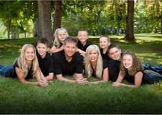 Family Session and 11X14 & 2 5X7