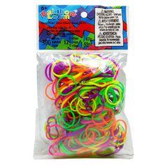 Mixed neon bands!! - Amy xxx