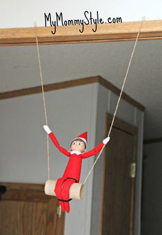 Fun elf on the shelf ideas - My Mommy Style