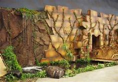 Think they'd let us borrow this part of the set from legends of the hidden temple?