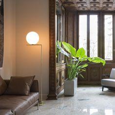 IC LIGHT F by Michael Anastassiades | Contemporary Designer Lighting by FLOS