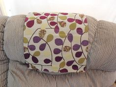 Recliner, Chair, Sofa, Loveseat Or Chaise Headrest Protector. This Is A  Polyester