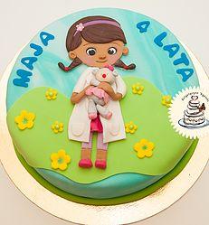 tort doktor dosia - Szukaj w Google Doc Mcstuffins, Cake, Google, Desserts, Projects, Food, Pie Cake, Log Projects, Meal