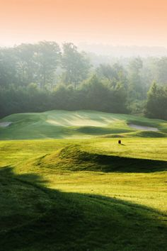 The beautiful Crotched Mountain Resort located in Francestown, New Hampshire is the perfect place for a Golf destination.