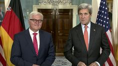 Joint Press Conference by Secretary Kerry with FM Frank Walter Steinmeie...