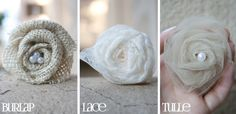 Style, Decor & More: DIY Weekend! A Shabby & Chic Wreath