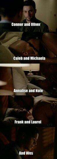 Season 2 Episode 8: Frank, Laurel, Annalise, Nate, Caleb, Michaela, Connor, Oliver, Wes