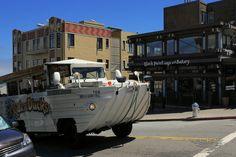 San Francisco's Fisherman's Warf, Ghirardelli Square, Hyde Pier & Segway Tour | Urban Fringe Living