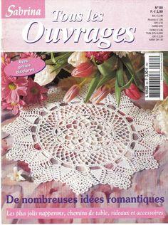 #15_SABRINA Crochet Doily (part 1 of 3)