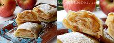 Placinta cu mere poate fi si un adevarat medicament Cake Recipes, Dessert Recipes, Romanian Food, Romanian Recipes, Homemade Sweets, Pastry And Bakery, Vegan Desserts, Apple Pie, Good Food