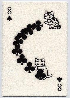 Varietats: Cat Posters by Pottering Cat