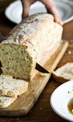 This is my favourite bread recipe! Finnish Recipes, Salty Foods, Home Food, Daily Bread, Bread Baking, Deli, Bread Recipes, Banana Bread, Brunch