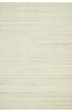 Definitely not the color of dirt $5 Off when you share! Loloi Hadley HD-06 Ivory Rug #RugsUSA